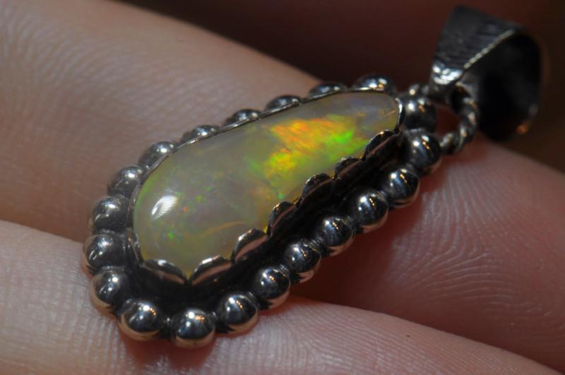 14.18ct Blazing Welo Solid Opal
