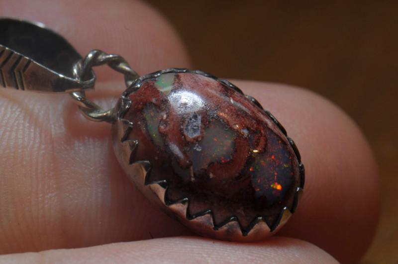 11.72ct Blazing Welo Solid Opal