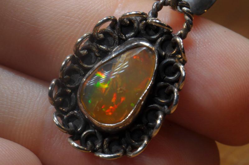17.94ct Blazing Welo Solid Opal