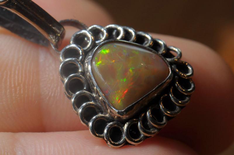 16.23ct Blazing Welo Solid Opal