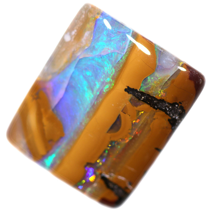 19.55 CTS BOULDER OPAL STONE FROM WINTON  [BMA8092]