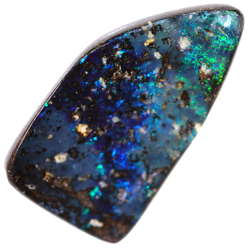 33.05 CTS BOULDER OPAL STONE FROM WINTON  [BMA8127]