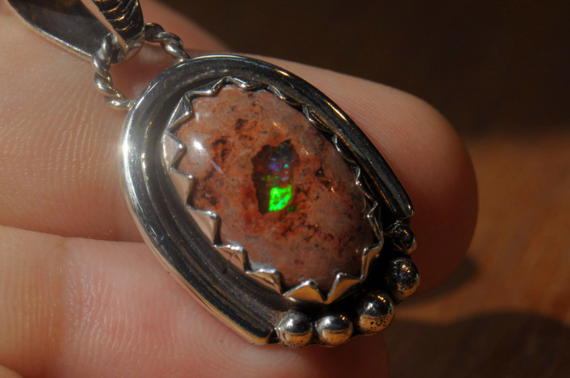 37.01ct Blazing Welo Solid Opal