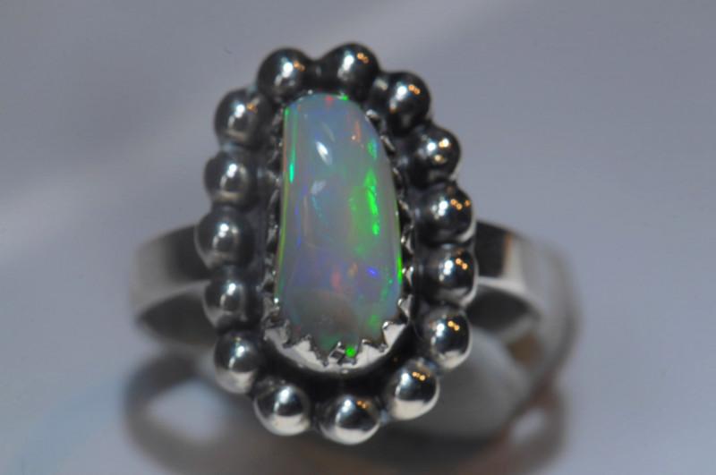 6.2sz. Blazing Welo Solid Opal