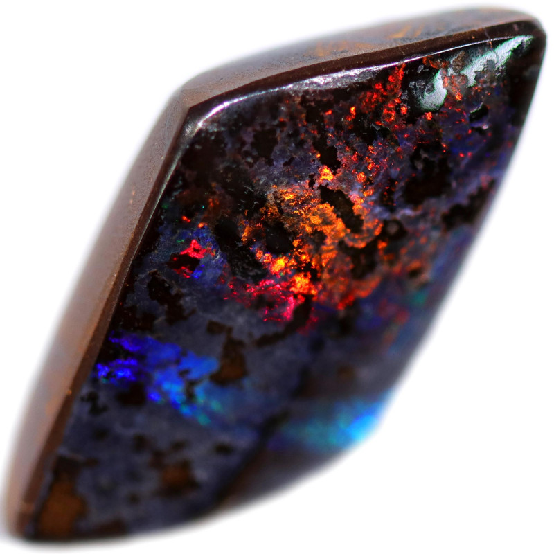 6.05 CTS BOULDER OPAL STONE FROM WINTON  [BMA8161]