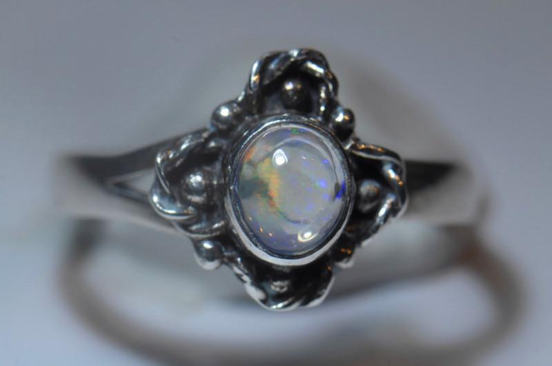 6.7sz. Blazing Welo Solid Opal