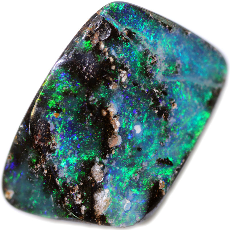 23.60 CTS BOULDER OPAL STONE FROM WINTON  [BMA8185]