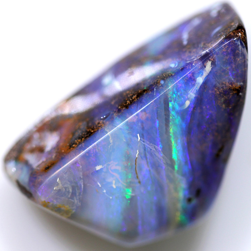38.10 CTS BOULDER OPAL STONE FROM WINTON  [BMA8203]