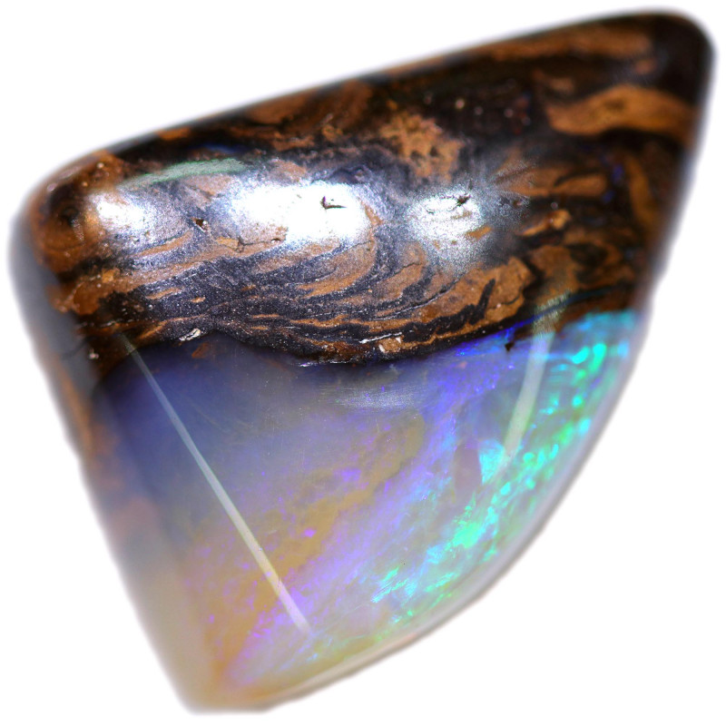46.50 CTS BOULDER OPAL STONE FROM WINTON  [BMA8205]