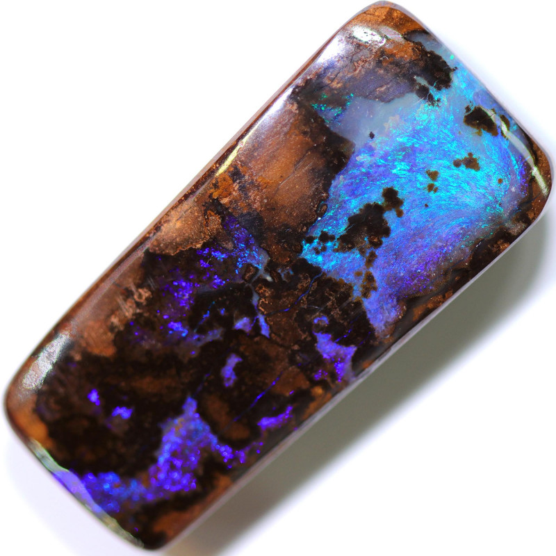 34.15 CTS BOULDER OPAL STONE FROM WINTON  [BMA8402]