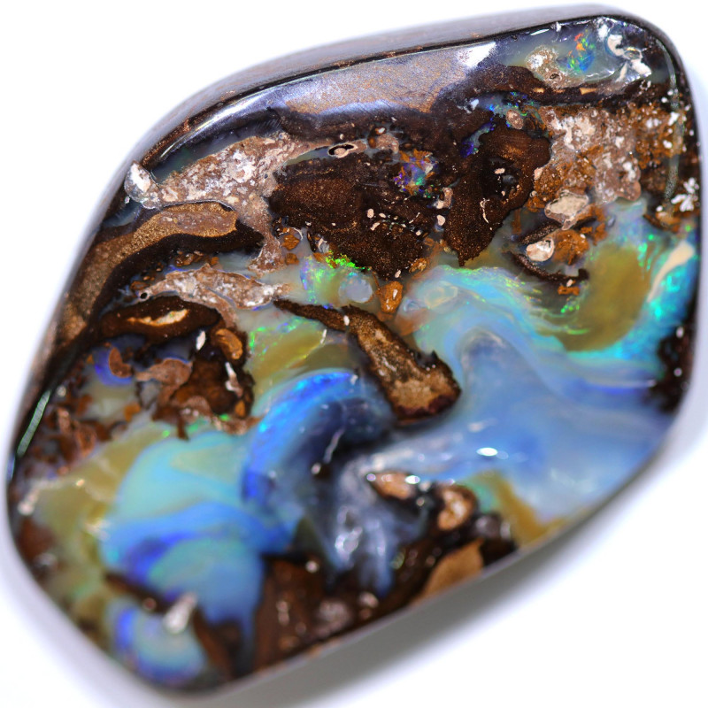 116.40 CTS BOULDER OPAL STONE FROM WINTON  [BMA8382]