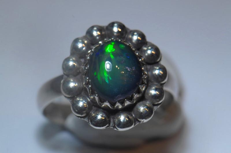 6.2sz Blazing Welo Solid Opal