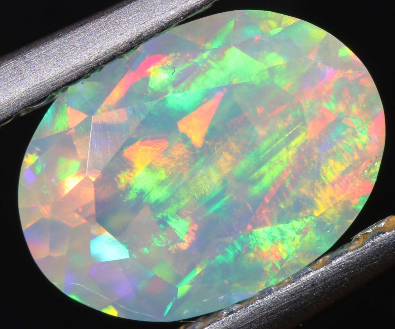 1 CTS ETHIOPIAN WELO FACETED STONE FOB-646