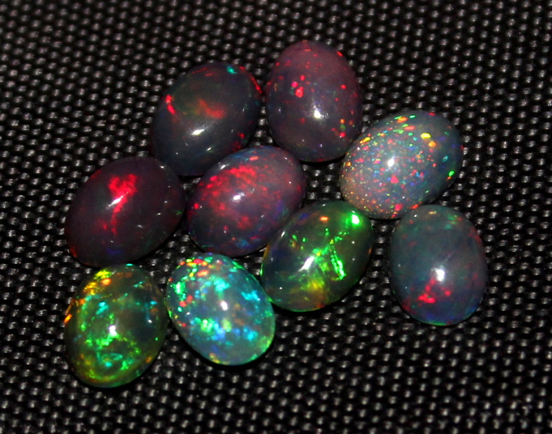 4.70 Crt Natural Ethiopian Welo Smoked Opal Lot 307