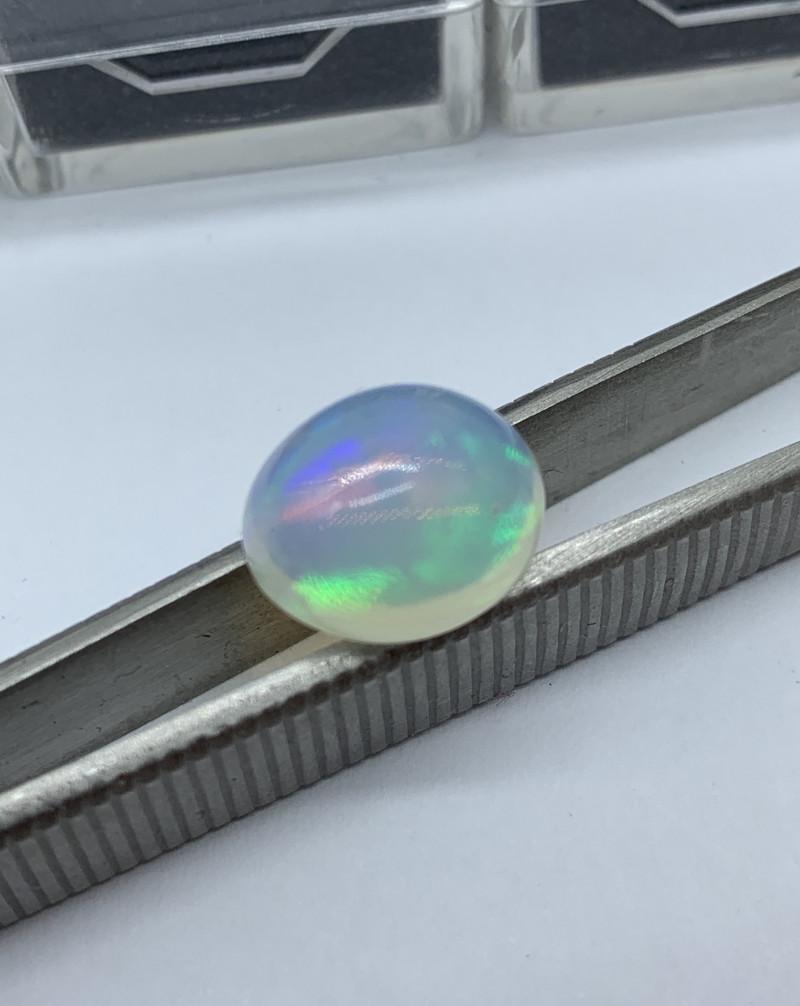 5.29 ct  Opal Cabochon - Natural OPAL - OVAL Shape