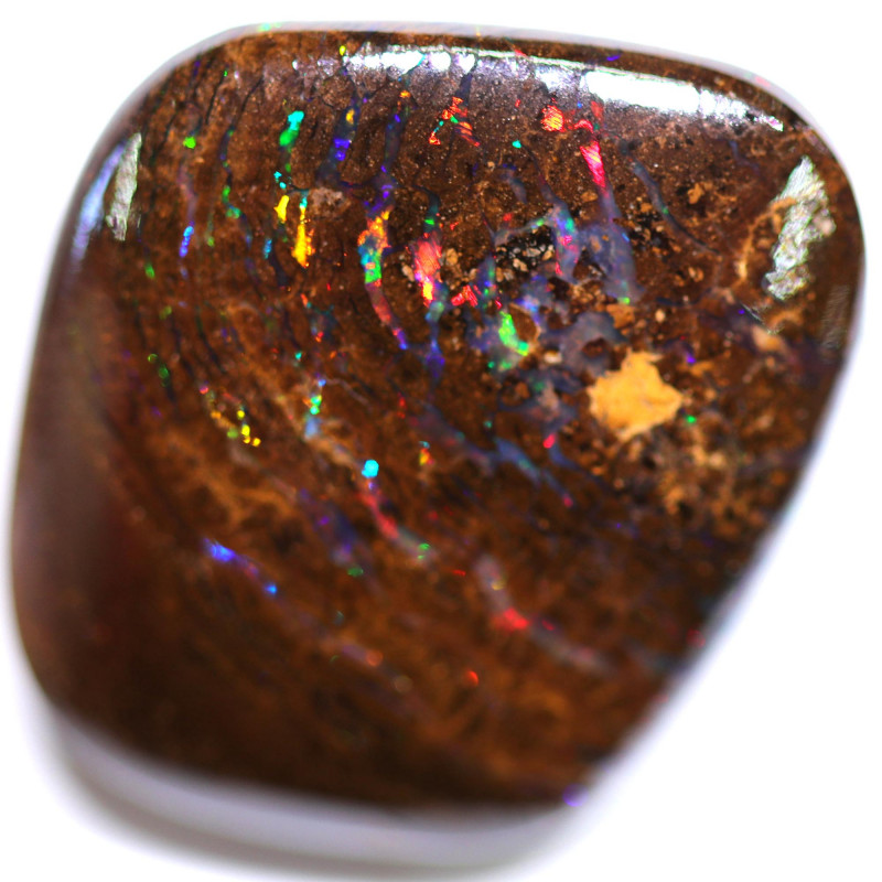 15.00 CTS BOULDER MATRIX STONE-DOUBLE SIDED [BMA8458]