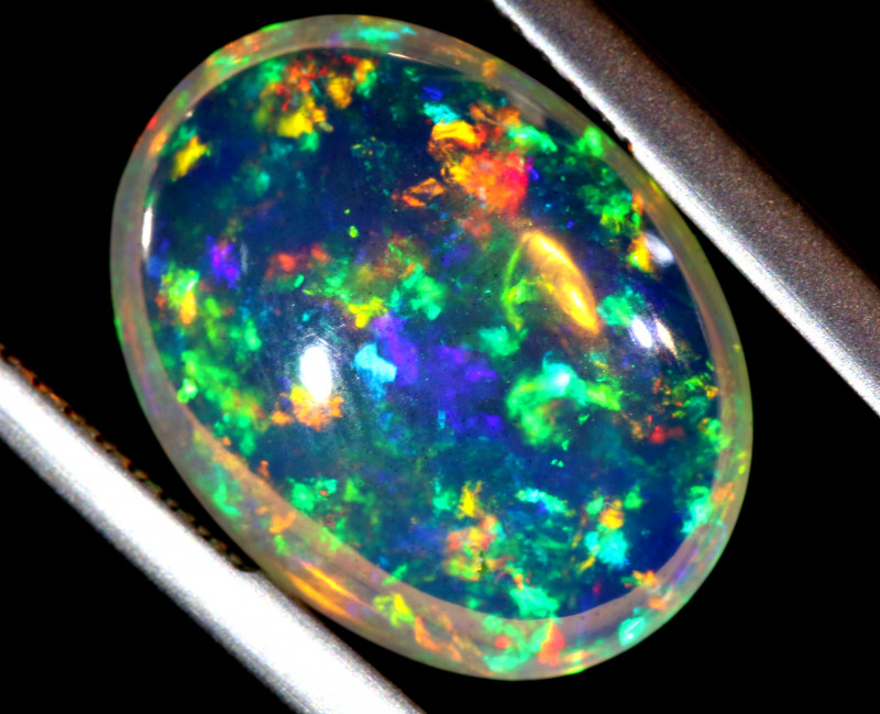 4.18- CTS ETHIOPIAN  WELO OPAL CAB STONE FOB-1920-FIREOPALBEADS