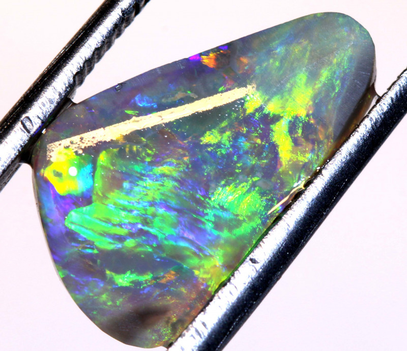 2.95 CTS LIGHTNING RIDGE OPAL RUB   DT-8724