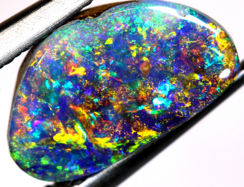 1.27 CTS BOULDER OPAL STONE FROM WINTON  [BMG114 ]36