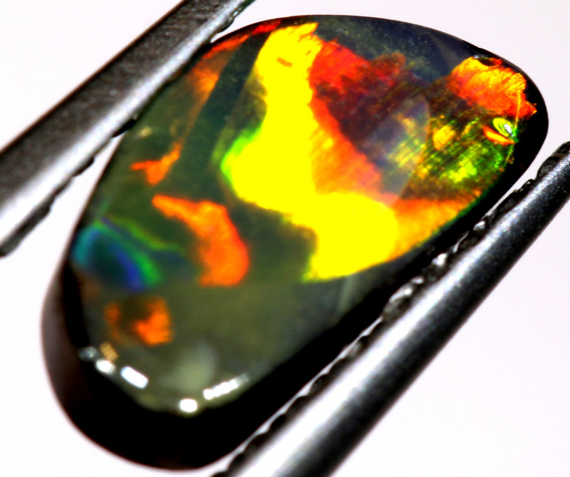 0.93 CTS BOULDER OPAL STONE FROM WINTON  [BMG118]