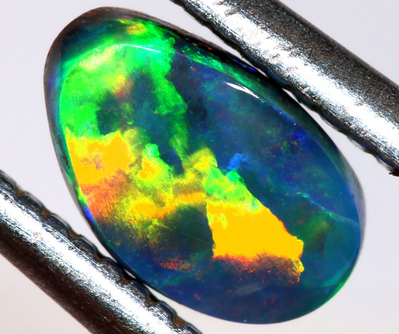 0.65 CTS BOULDER OPAL STONE FROM WINTON  [BMG122]
