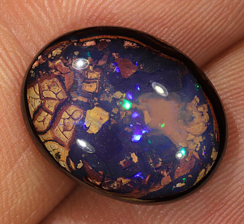 8.5ct 16.5x13mm Yowah Boulder Opal [LOB-2921]