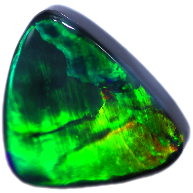 7.433 CTS BLACK OPAL STONE -LIGHTNING RIDGE- [LRO705]