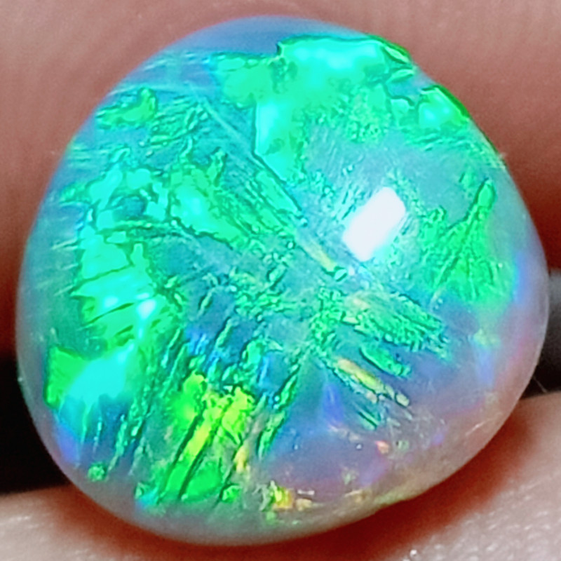 3.10CTS Natural Ridge Crystal Opal B&H262