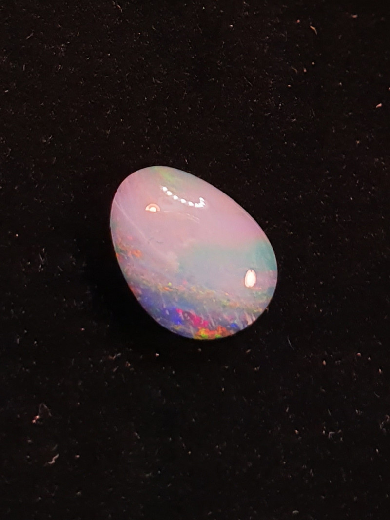 Australian Opal Doublet. Polished Gemstone