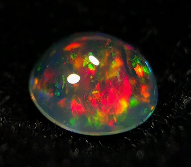 Top Gem Super Crystal Mexican .685ct  Opal (OM)