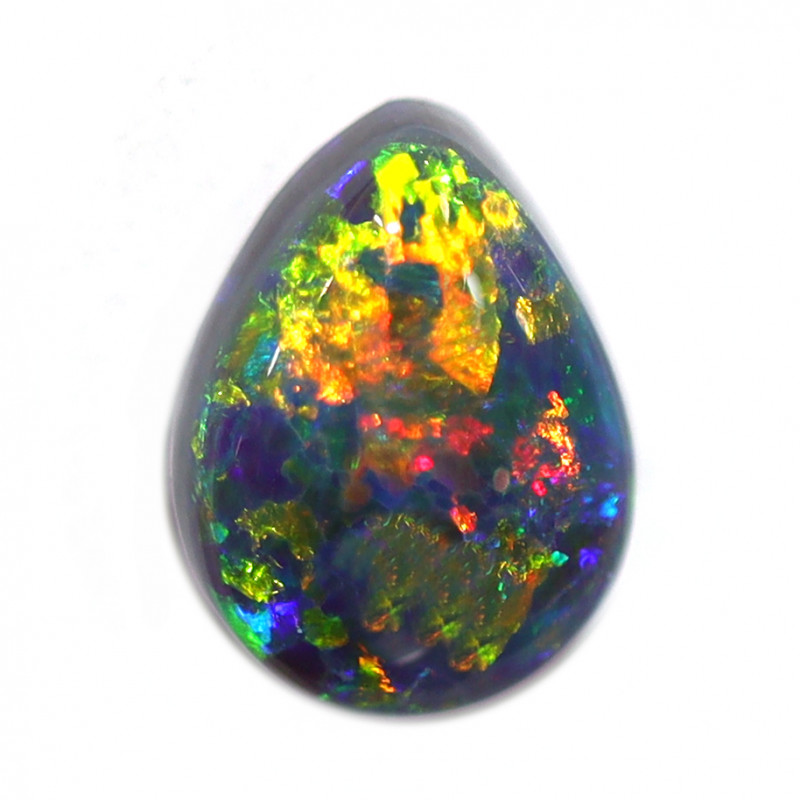 2.7CT Black Opal Stone [CS110]