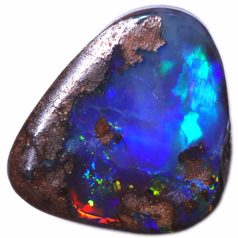 1.32 CTS BOULDER OPAL STONE FROM OLD COLLECTION [BMA8569]
