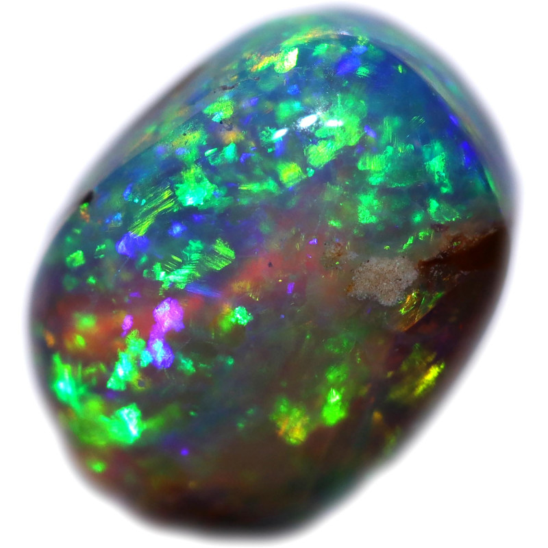 1.29 CTS BOULDER OPAL STONE FROM OLD COLLECTION [BMA8571]