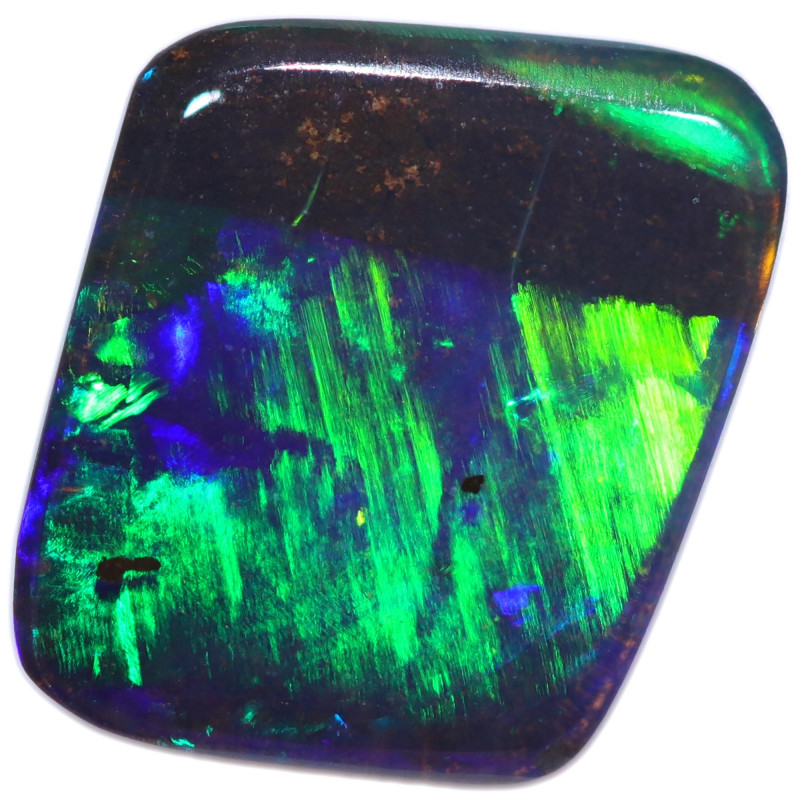 1.66 CTS BOULDER OPAL STONE FROM OLD COLLECTION [BMA8588]