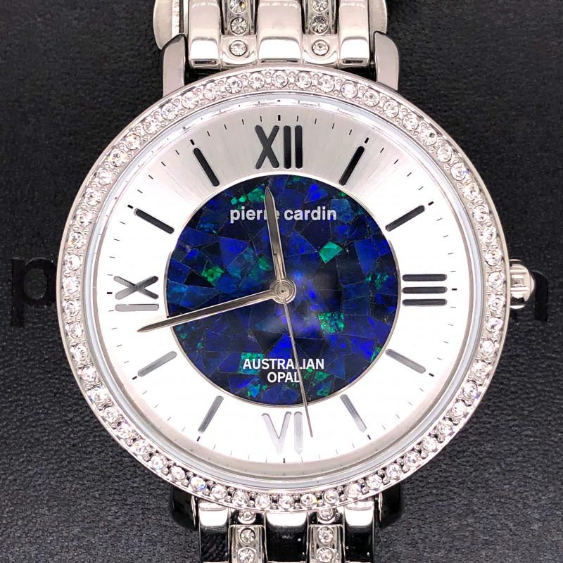 Original Ladies Silver Opal Watch Mosiac Opal - WO 16
