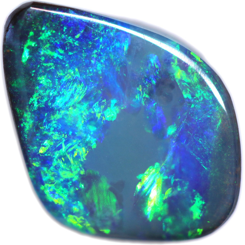 3.17 CTS BOULDER OPAL STONE FROM OLD COLLECTION [BMA8594]