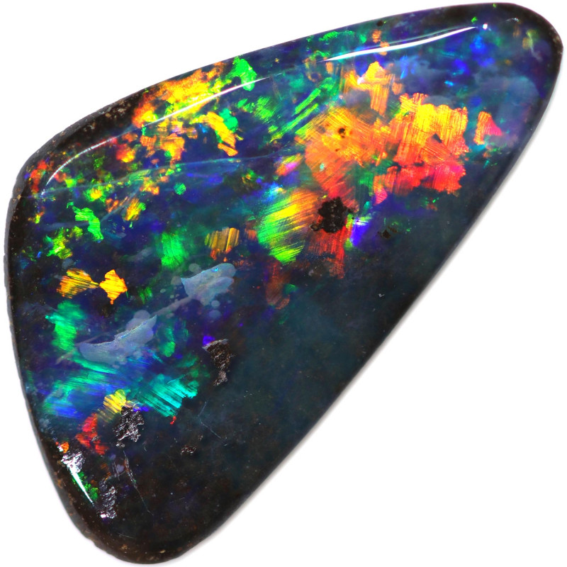 3.38 CTS BOULDER OPAL STONE FROM OLD COLLECTION [BMA8617]