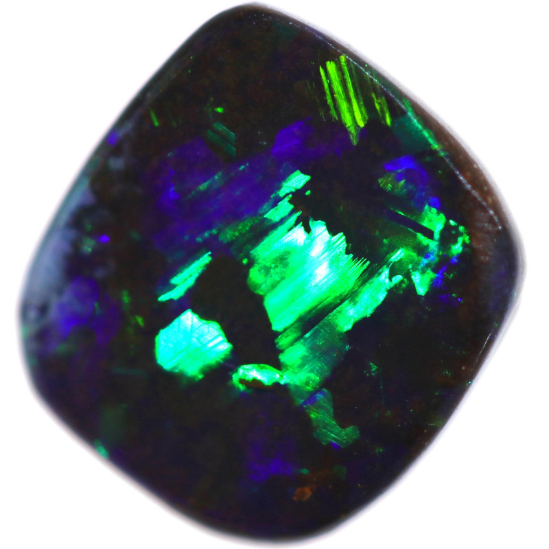 0.89 CTS BOULDER OPAL STONE FROM OLD COLLECTION [BMA8631]