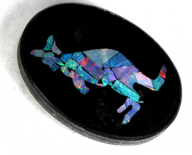 6.05  CTS -   OPAL INLAY -KANGALOO TB0-10151