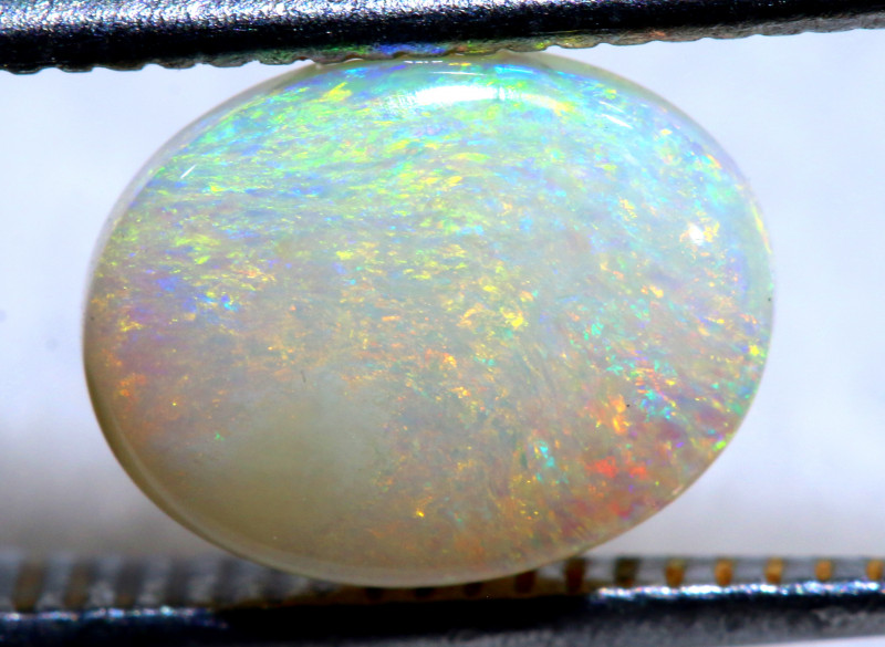 N6-  1.75 CTS - DARK  OPAL POLISHED STONE L. RIDGE TBO-10161