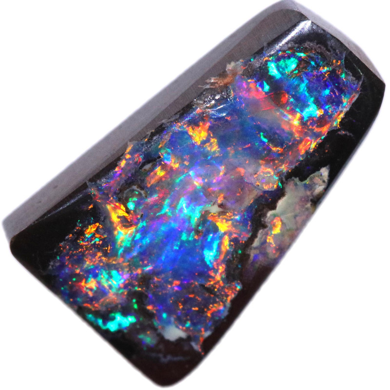 3.50 CTS BOULDER OPAL STONE FROM OLD COLLECTION [BMA8670]