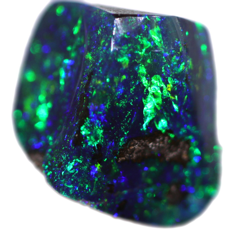 2.25 CTS BOULDER OPAL STONE FROM OLD COLLECTION [BMA8711]