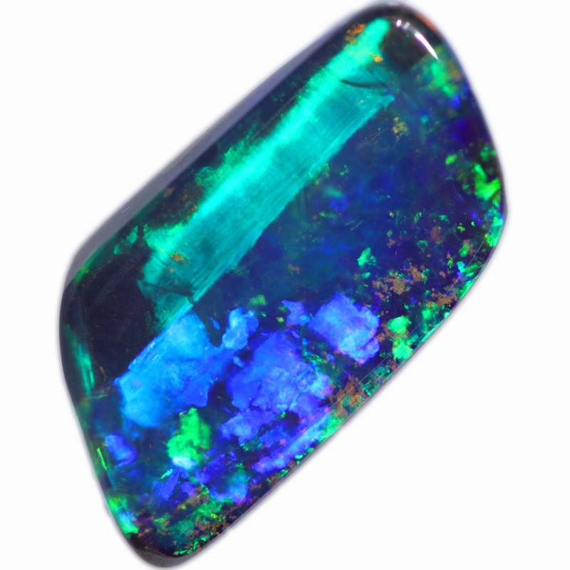 2.64 CTS BOULDER OPAL STONE FROM OLD COLLECTION [BMA8715]