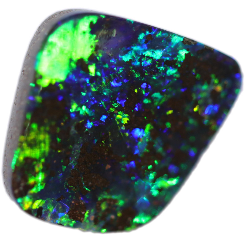 2.84 CTS BOULDER OPAL STONE FROM OLD COLLECTION [BMA8731]