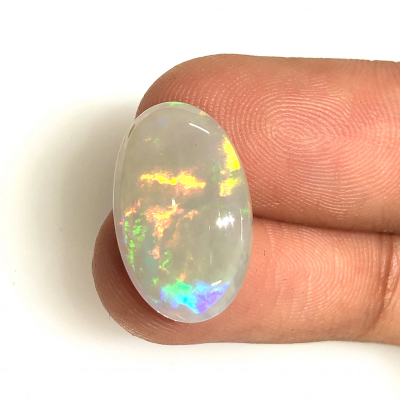 LARGE CRYSTAL  OPAL 5.70CTS L1563