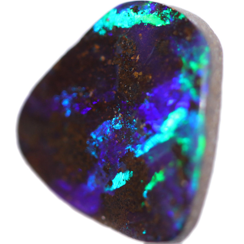 5.75 CTS BOULDER OPAL STONE FROM OLD COLLECTION [BMA8741]