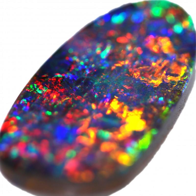 11.033 cts AmazingBoulder opal PL1403