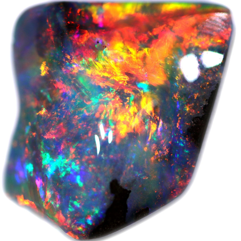 9.32 CTS BOULDER OPAL STONE FROM OLD COLLECTION [BMA8750]