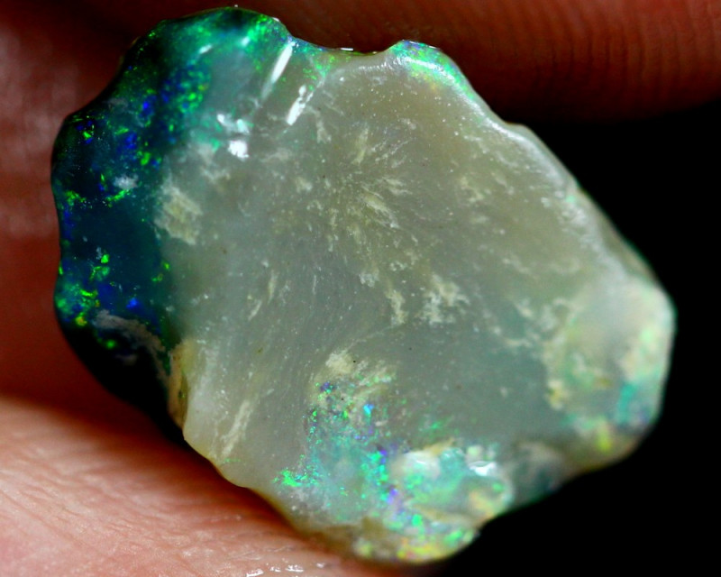 3.28cts Australian Lightning Ridge Opal Rough / WR190