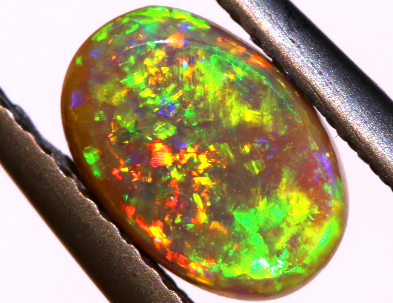 1.10 CTS QUALITY BOULDER PIPE OPAL  INV-1398